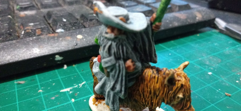 The Wizard finished