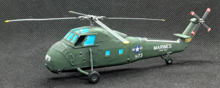 Brown Water Navy: Lend CH-34