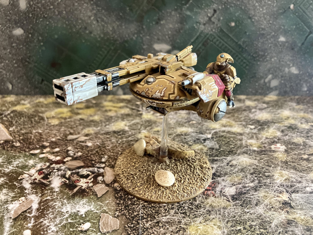 Here Tauday, gone Taumorrow – a Tau army giveaway