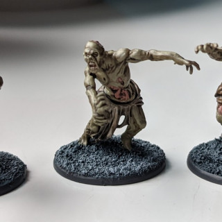 The Bestiary Painted - Batch 3