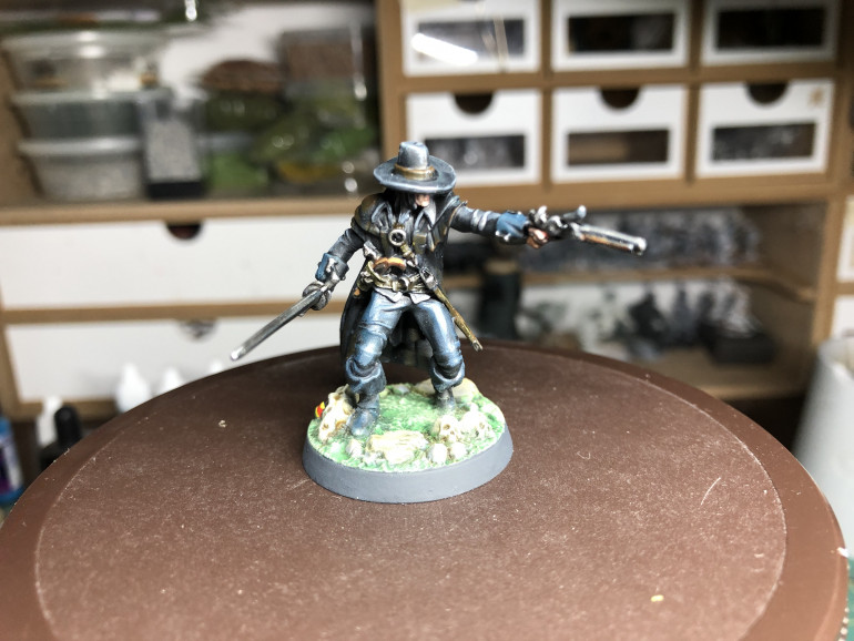 Solomon Kane is now ready to walk his redemptive path...