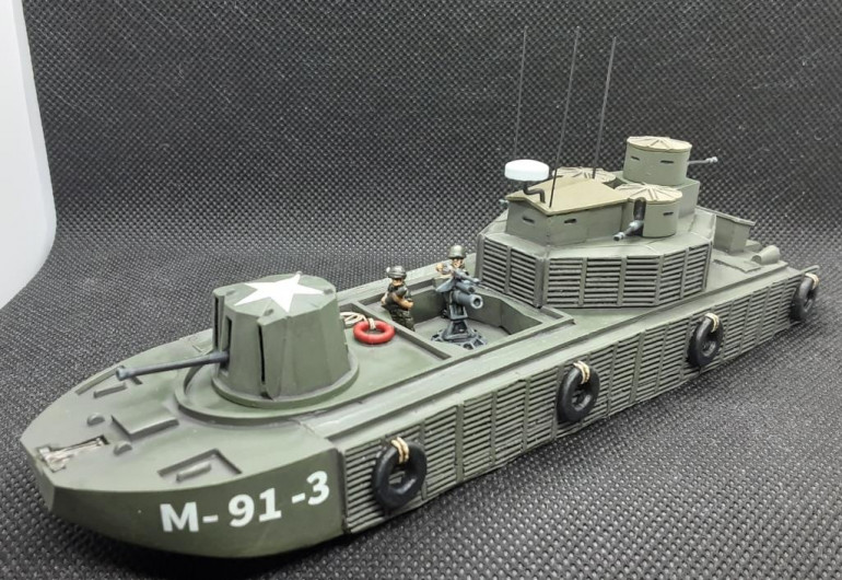 Brown Water Navy Monitor 1 or 2