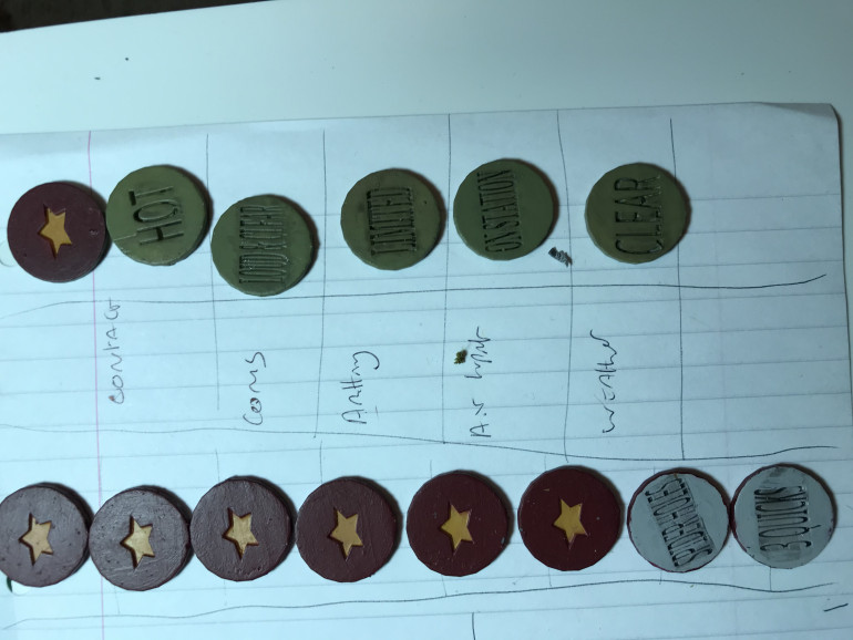 I should probably print out the sheet the tokens go on.