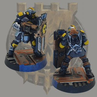 Enforcer Squad - The Law Hammers