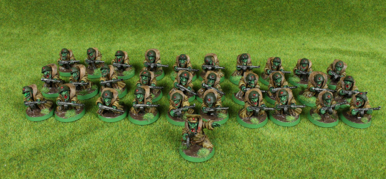 Here comes the Grots!