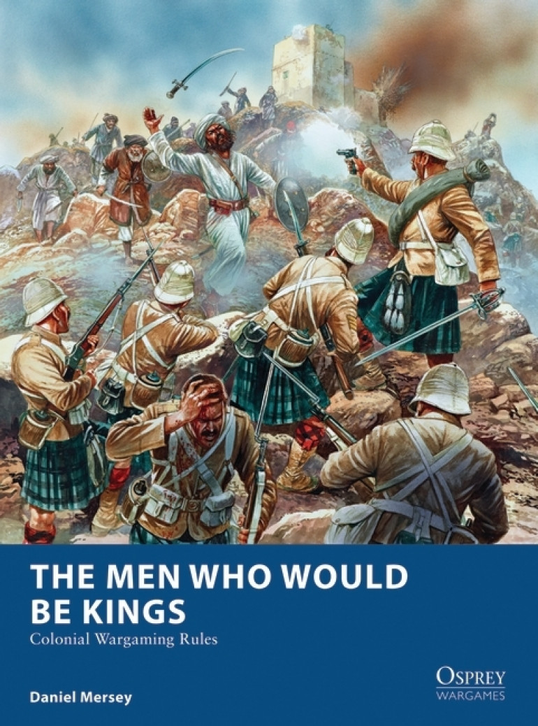 I picked up The men who would be kings rule set, after seeing Gerry's project