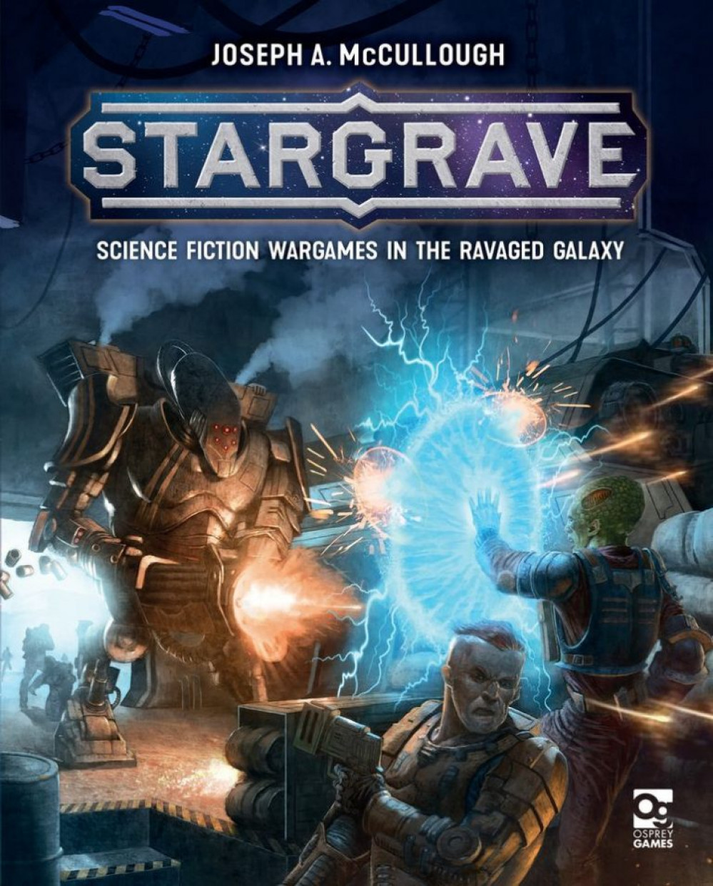Stargrave – Rogue Trader. The Adventures of Captain Horatio Nelson