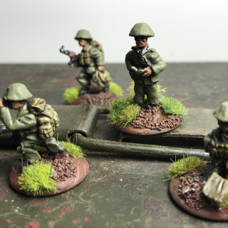 20mm PAVN command unit and medic