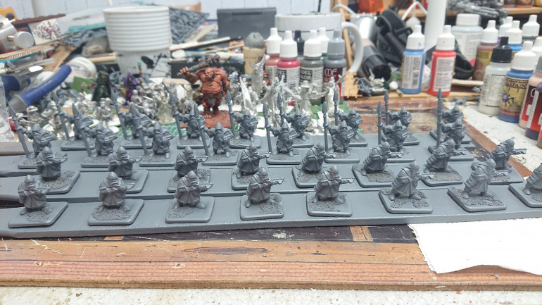 Batch painting and real life