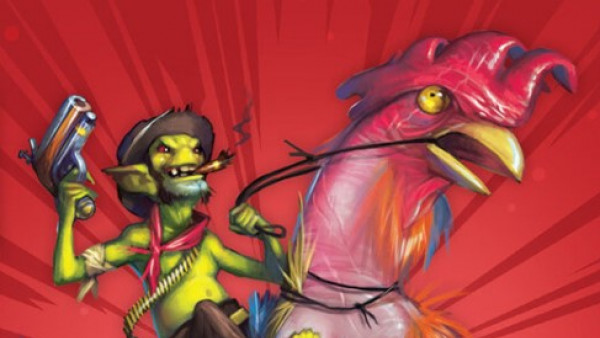 Ruffles The Rooster Joins Wyrd Games' Bayou Bash