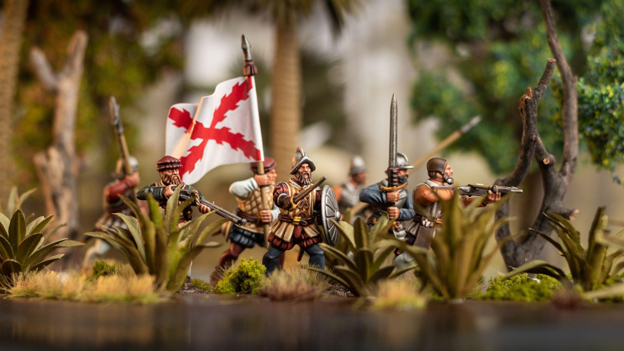 Conquistadors #1 - Wargames Atlantic