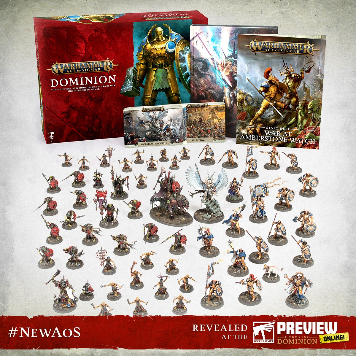 Dominion Boxed Set - Warhammer Age Of Sigmar