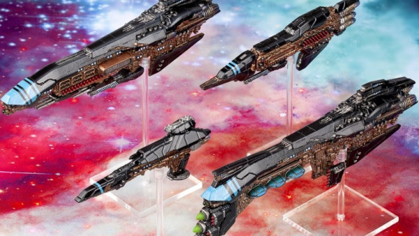 New Battlecruisers To Pre-Order For Dropfleet Commander!