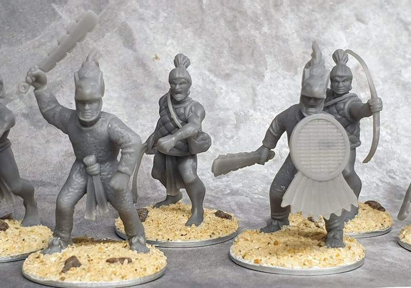 Early Aztec Preview - Wargames Atlantic