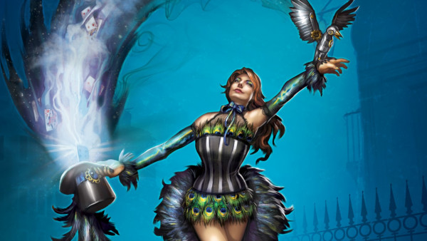 Win Malifaux Goodies In Flowers & Showers Painting Contest