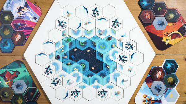 Explore The Valley Of The Ancient Ones In ICE Kickstarter
