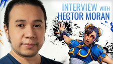 Kingdom Death, Street Fighter & More! Meet Miniature Sculptor Hector Moran | Interview