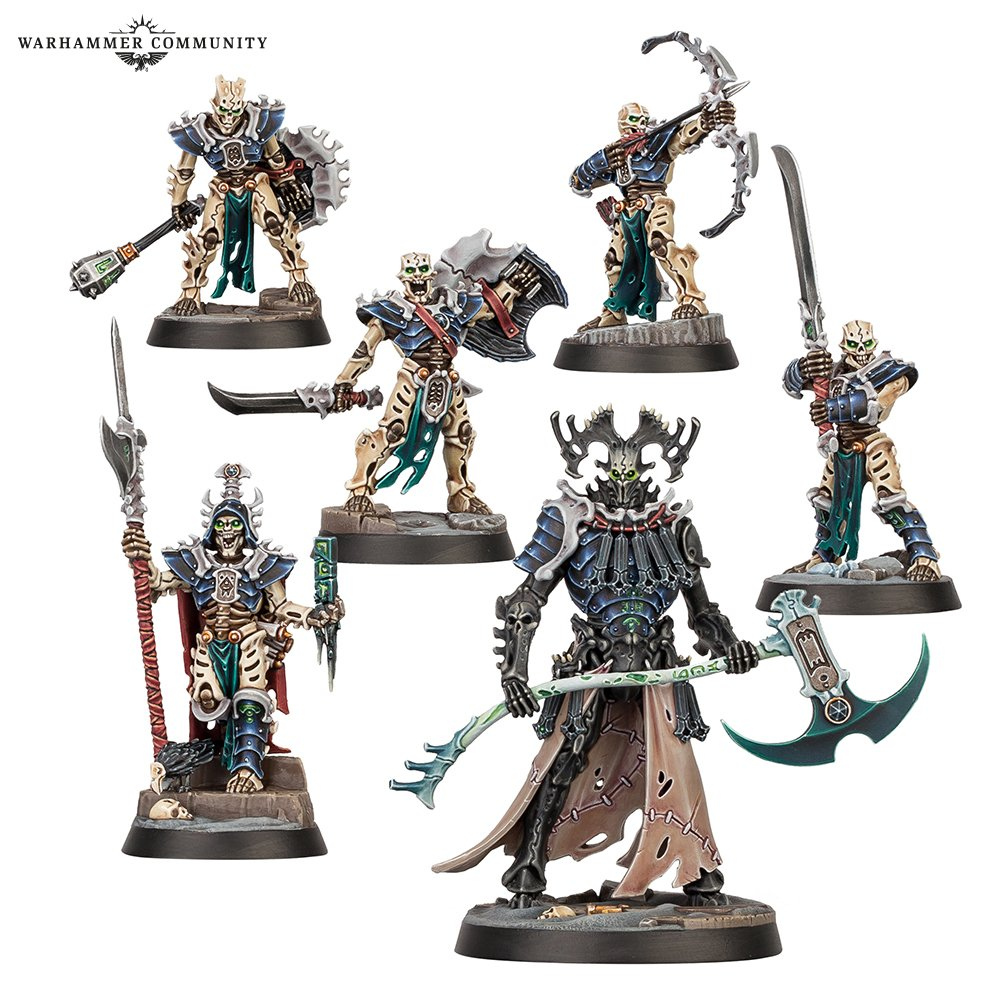 Kainans Reapers - Warhammer Age Of Sigmar