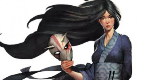 Wyrd Previews Karai Ankoku For New The Other Side Starter Set