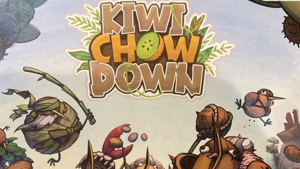 Claim Dominance With A Hungry Tribe In Kiwi Chow Down