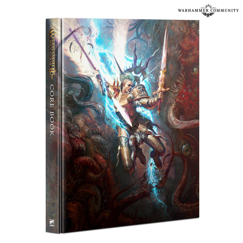Limited Edition Core Book - Warhammer Age Of Sigmar