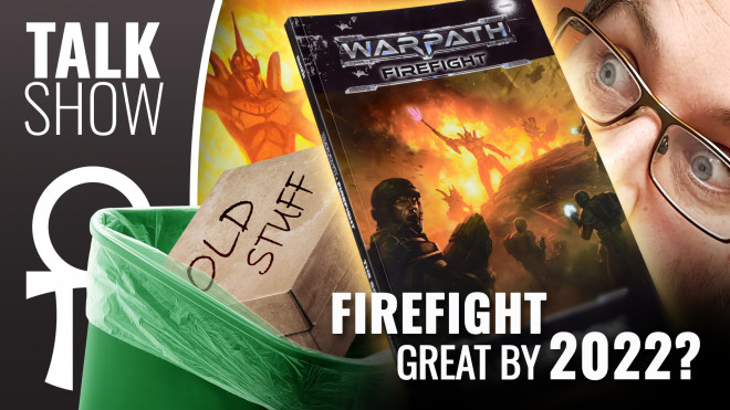 Cult Of Games XLBS: Would You Dump An Army & Warpath Firefight; The Next Sci-Fi Wargaming Hope?