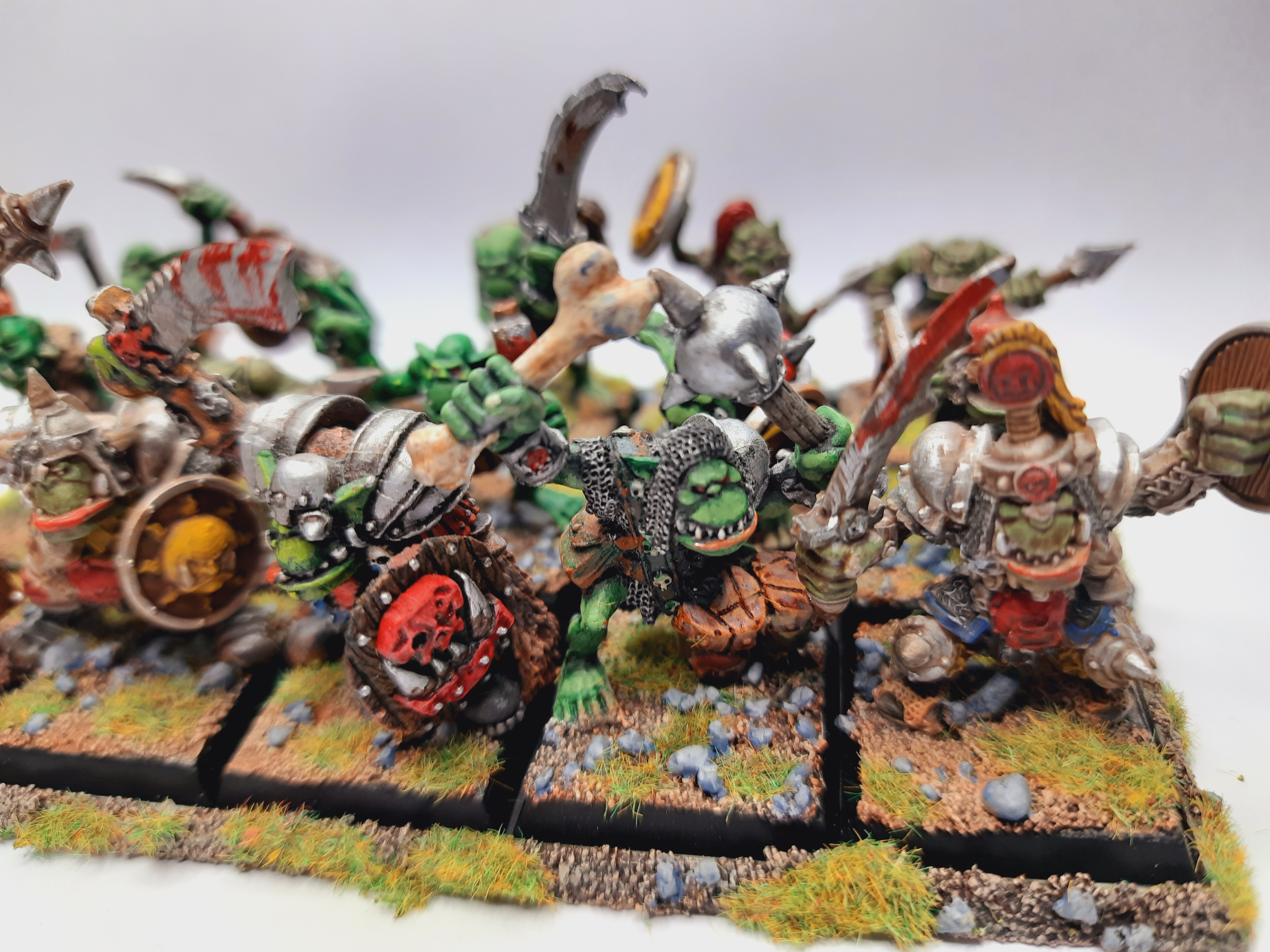 Orcs & Goblins #3 by wrusher