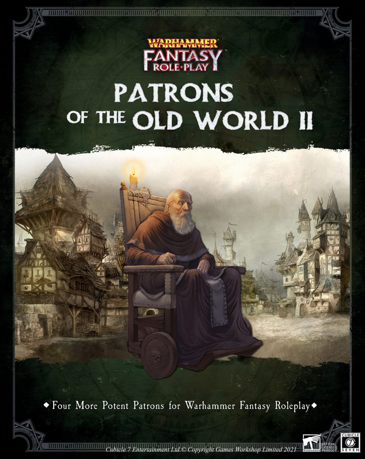 Patrons Of The Old World Part II - Warhammer Fantasy Role-Play