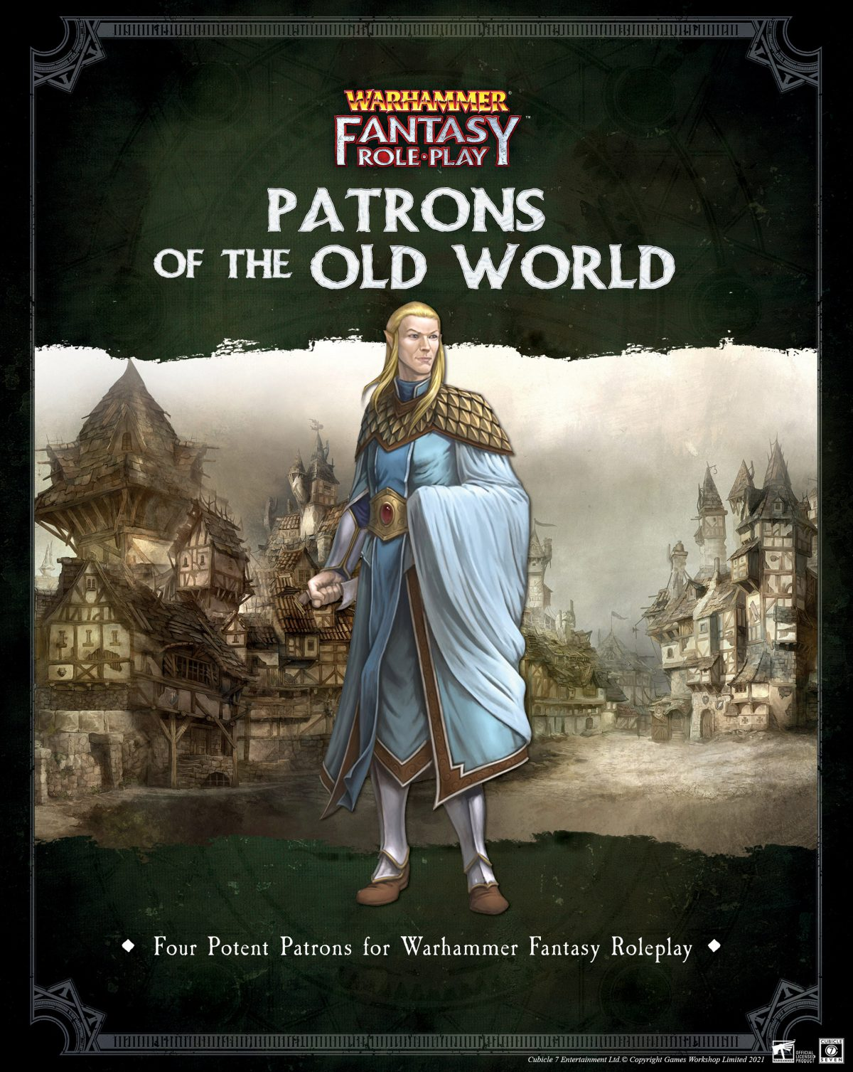 Patrons Of The Old World - Warhammer Fantasy Role-Play