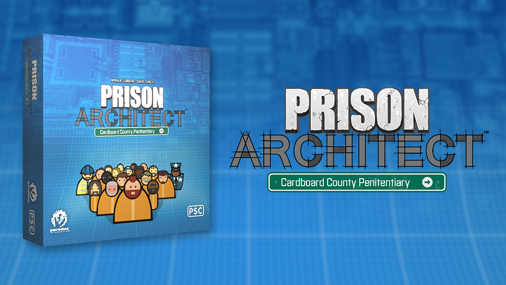 Prison Architect Cardboard County Penitentiary - PSC Games