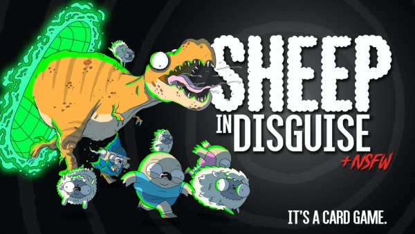 Escape Predators In New Card Game, Sheep In Disguise