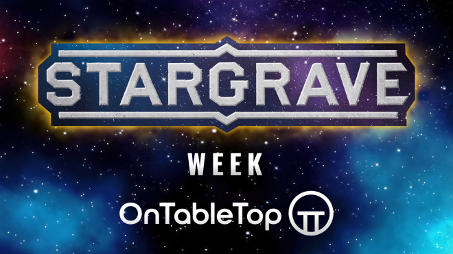 OnTableTop Stargrave Week Starts Monday May 24th