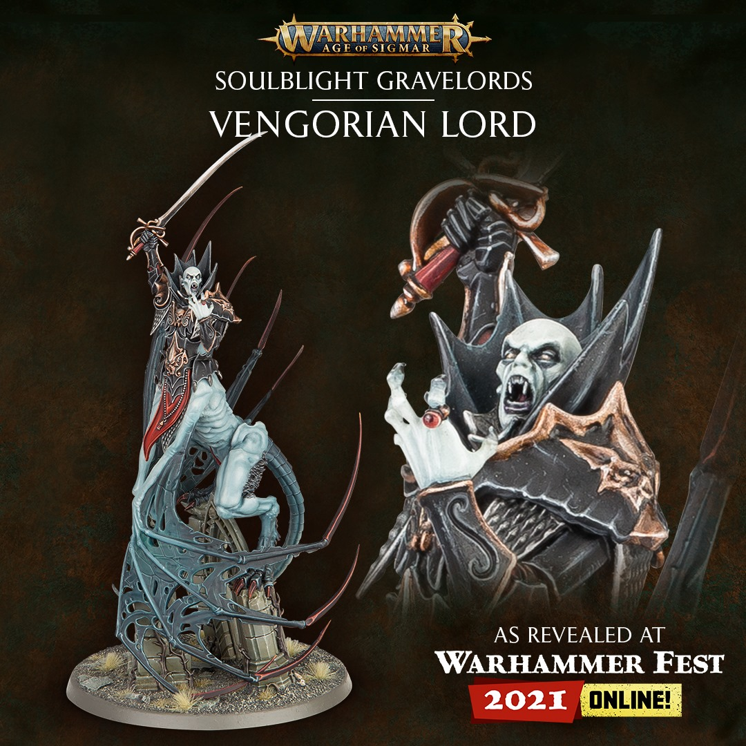 Vengorian Lord - Warhammer Age Of Sigmar