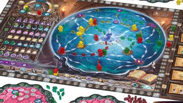 Utilise Mystical Tools Of Witchcraft In New Board Game Witchstone