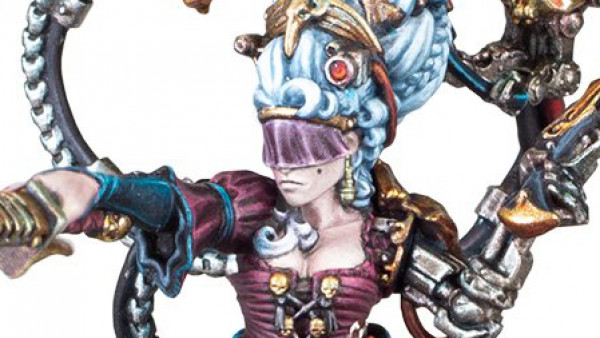 Lady Credo Makes A Refined Statement In Necromunda