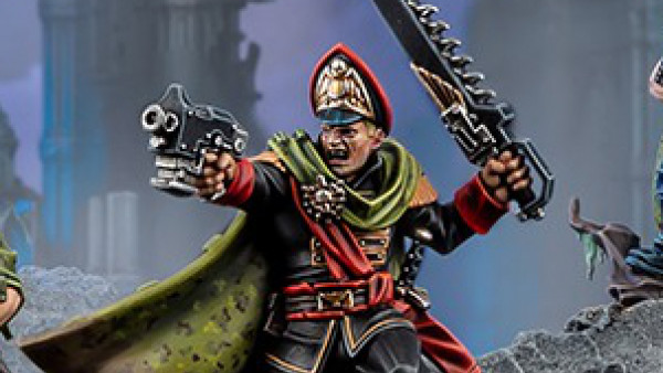 Gaunt's Ghosts Sneak Onto The Tabletop For Warhammer 40K!