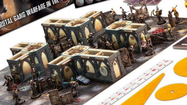 New Hive War Starter Set Coming To Necromunda This Week