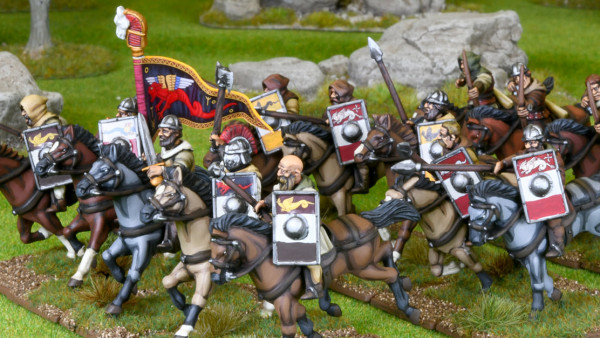 Plastic Revenants & Human Cavalry Coming To Oathmark Soon