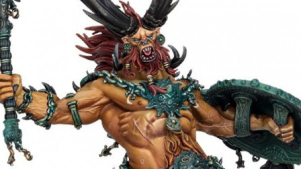 Kragnos Storms Into Age Of Sigmar! The Biggest Monster To Date?!