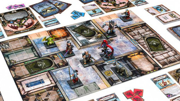 Pre-Order Mantic's League Of Infamy & Play As The Villains