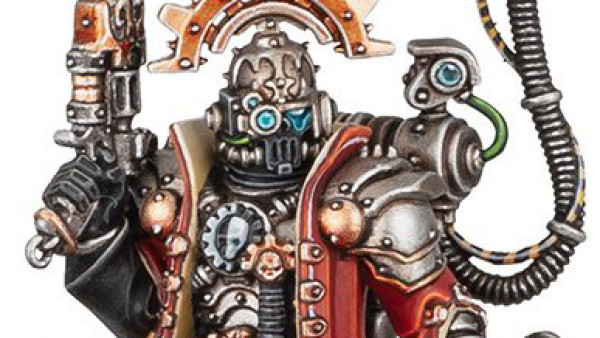 New Adeptus Mechanicus PLUS A Host Of Warhammer 40K Updates