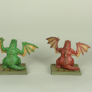 Week 11 Part 2: Red and Green Comparison