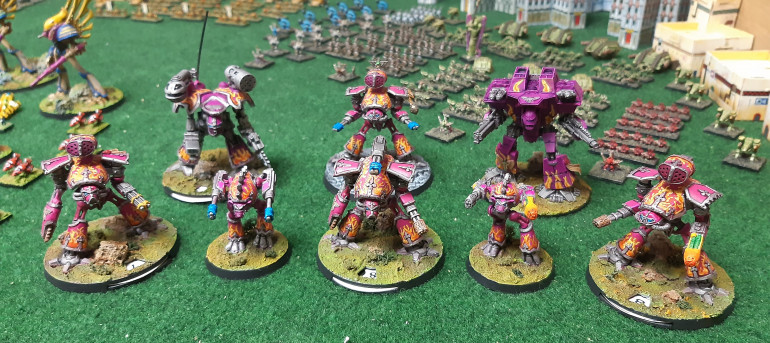 Warlords done