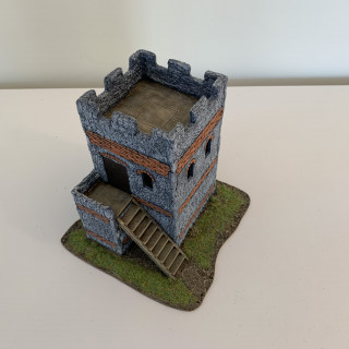 Watchtower completed!