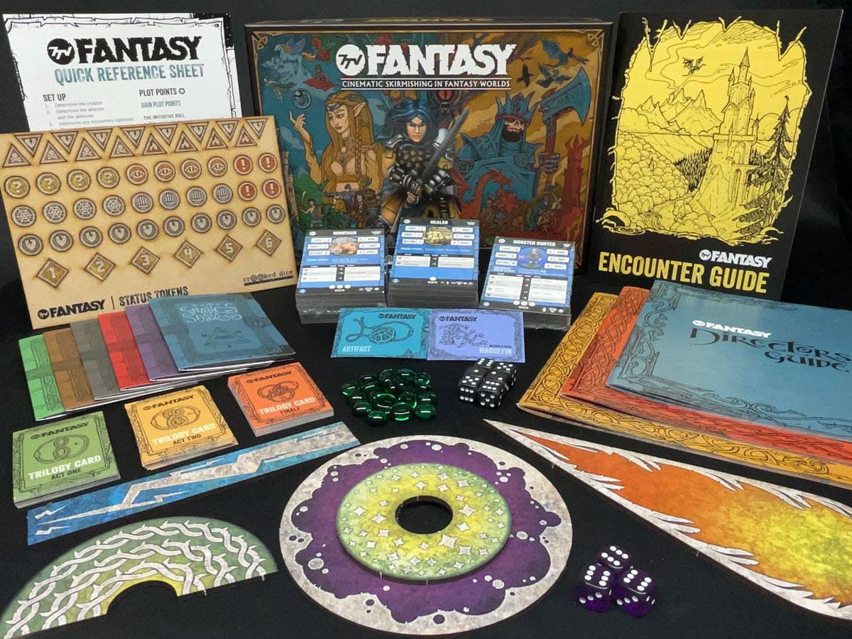 7TV Fantasy Contents - Crooked Dice