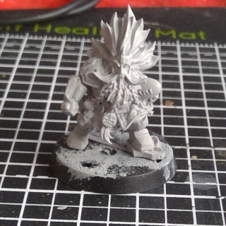 Grombrindal, The White Dwarf