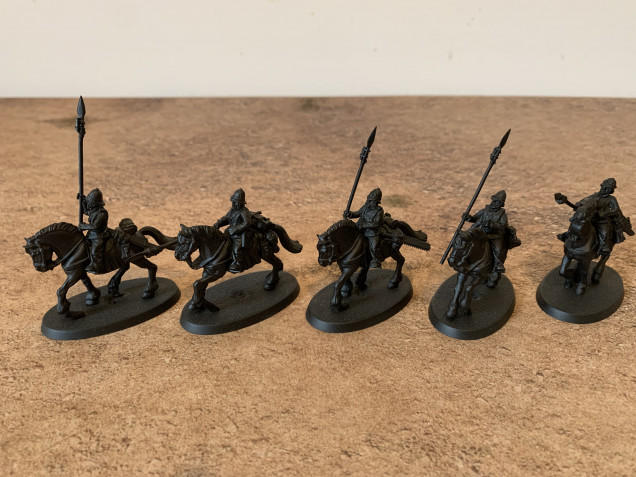 Next - Praetorian Rough Riders, looking forward to painting these.