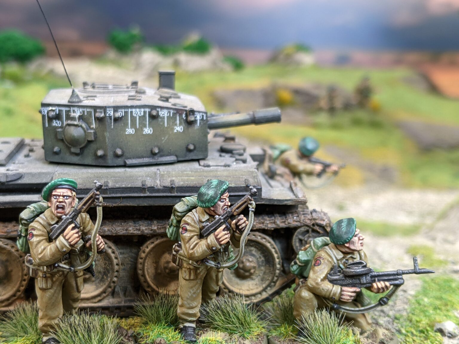 Commandos Preview - Warlord Games