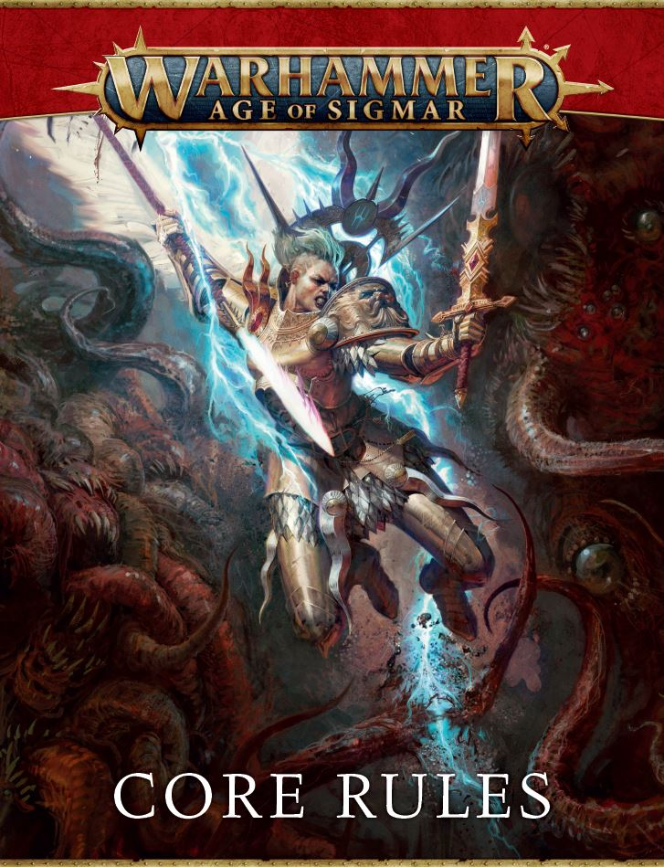 Core Rules - Warhammer Age Of Sigmar