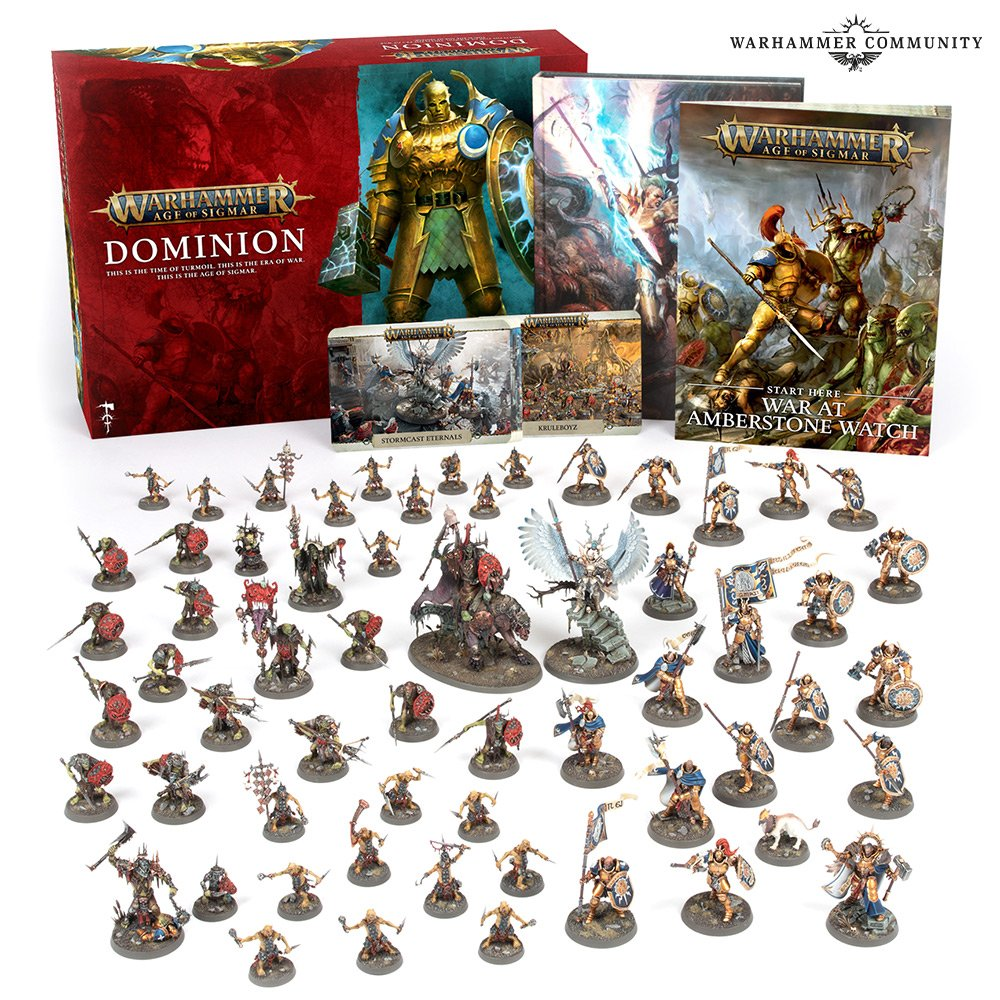 Dominion Boxed Set - Age Of Sigmar JUNE NEW